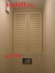 013 Дверки за унитазом