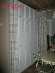 002 Жалюзийные двери для шкафа