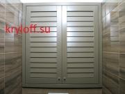 10 Люк с дверками и внутренним шкафом