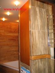 009 Дверки шпонированные в ванную комнату