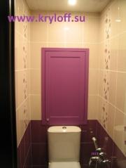 015 Технологическая дверь для сантехники