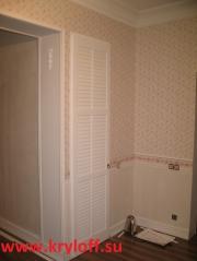 001 Дверь в гардеробную комнату