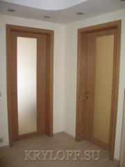 Дверь из дерева 11