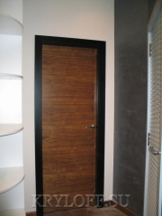 Дверь из дерева 14